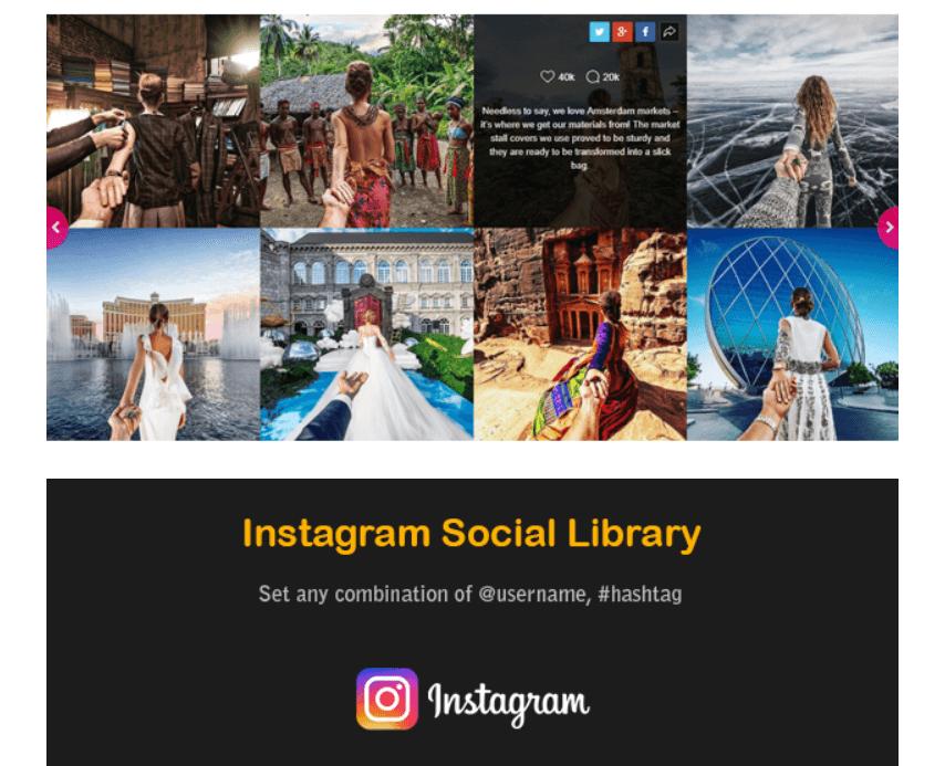 Instagram Feed Grid