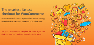 WooCommerce Buy Now quickest checkout 1 click purchases