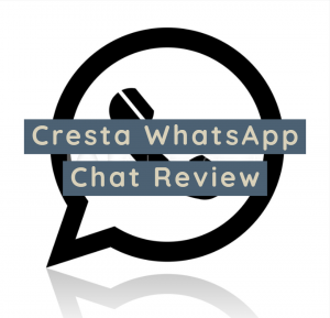 Cresta whats app chat - faetured image