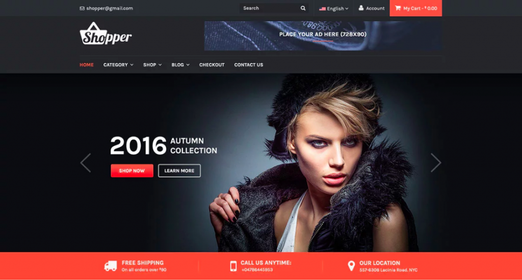 tyche woocommerce free themes