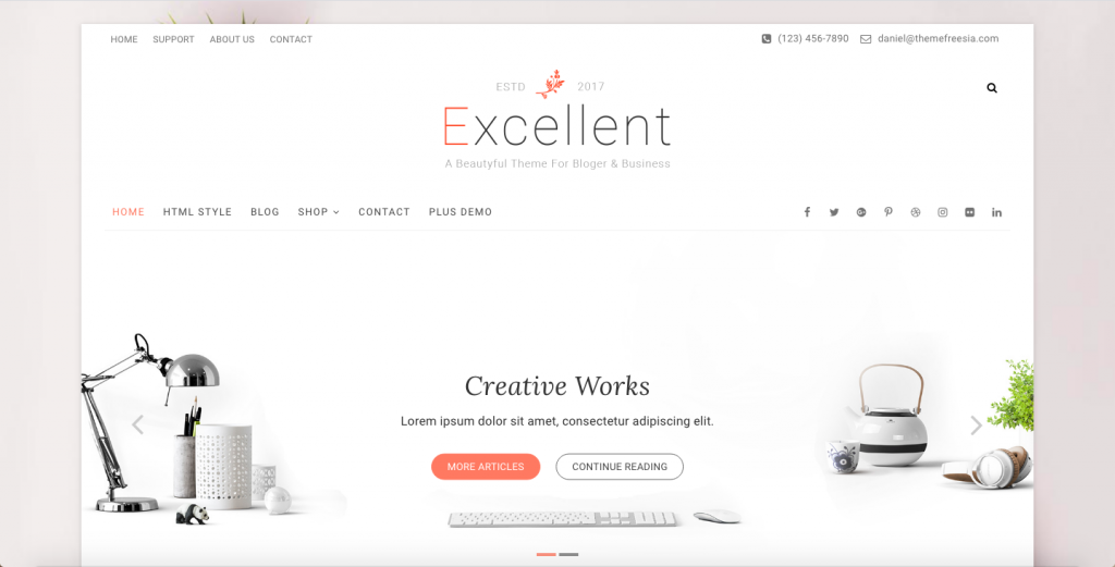 excellent woocommerce free themes