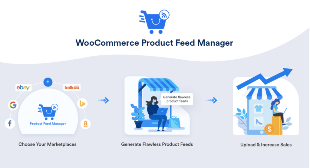 Plugins for WooCommerce - Product Feed Manager