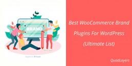 WooCommerce brand plugins