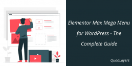 Elementor Max Mega Menu for WordPress