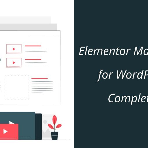 Elementor Max Mega Menu for WordPress