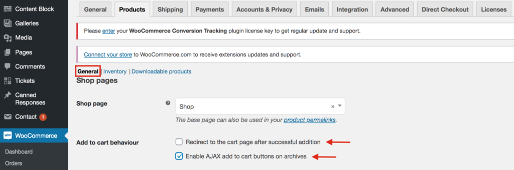 add quick buy button in woocommerce - Direct users to checkout