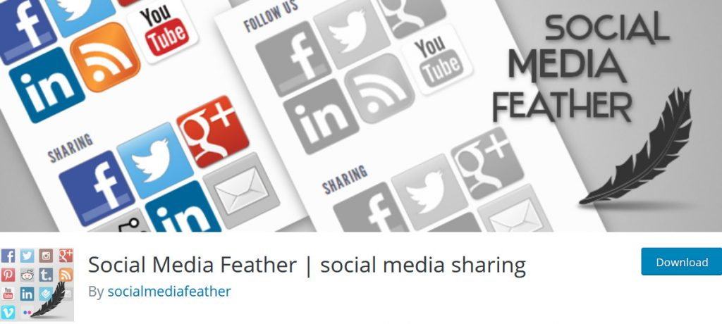 share wordpress post on whatsapp - feather