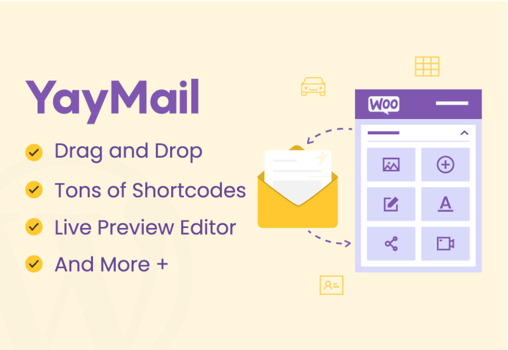 Best email plugins for WooCommerce - YayMail