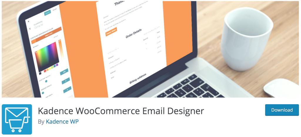 Kadence WooCommerce Email Designer Plugin