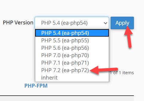 Fix Divi Builder Timeout Error - Update PHP