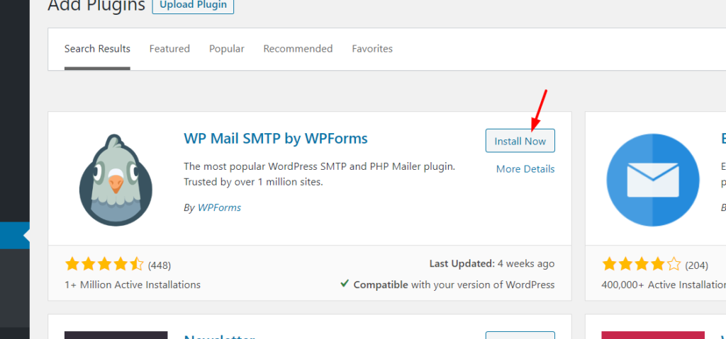 WP Mail SMTP plugin to fix Divi Contact Form nor working issue
