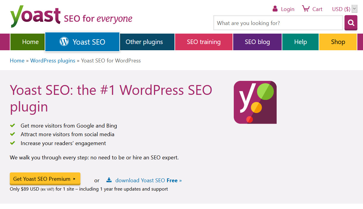 remove yoast seo from database - yoast SEO