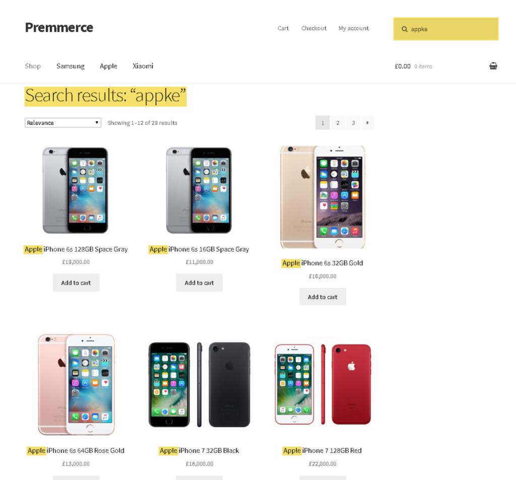 Best WooCommerce Product Search Plugins - Premmerce