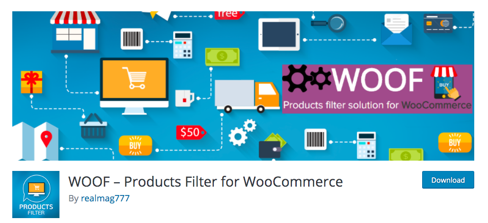Best WooCommerce Product Search Plugins - WOOF