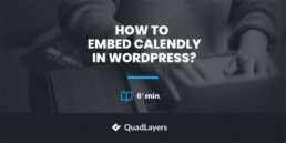 How to embed Calendly in Wordpress