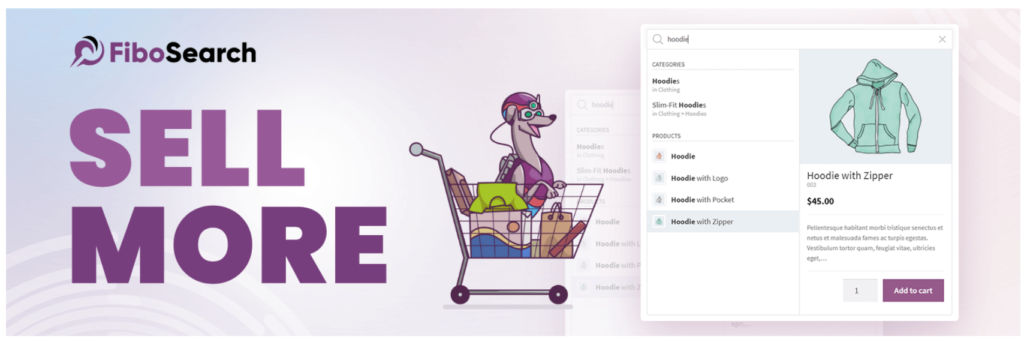 FiboSearch - Best WooCommerce product search plugins