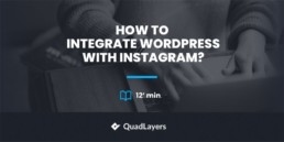 integrate wordpress with instagram -featured image