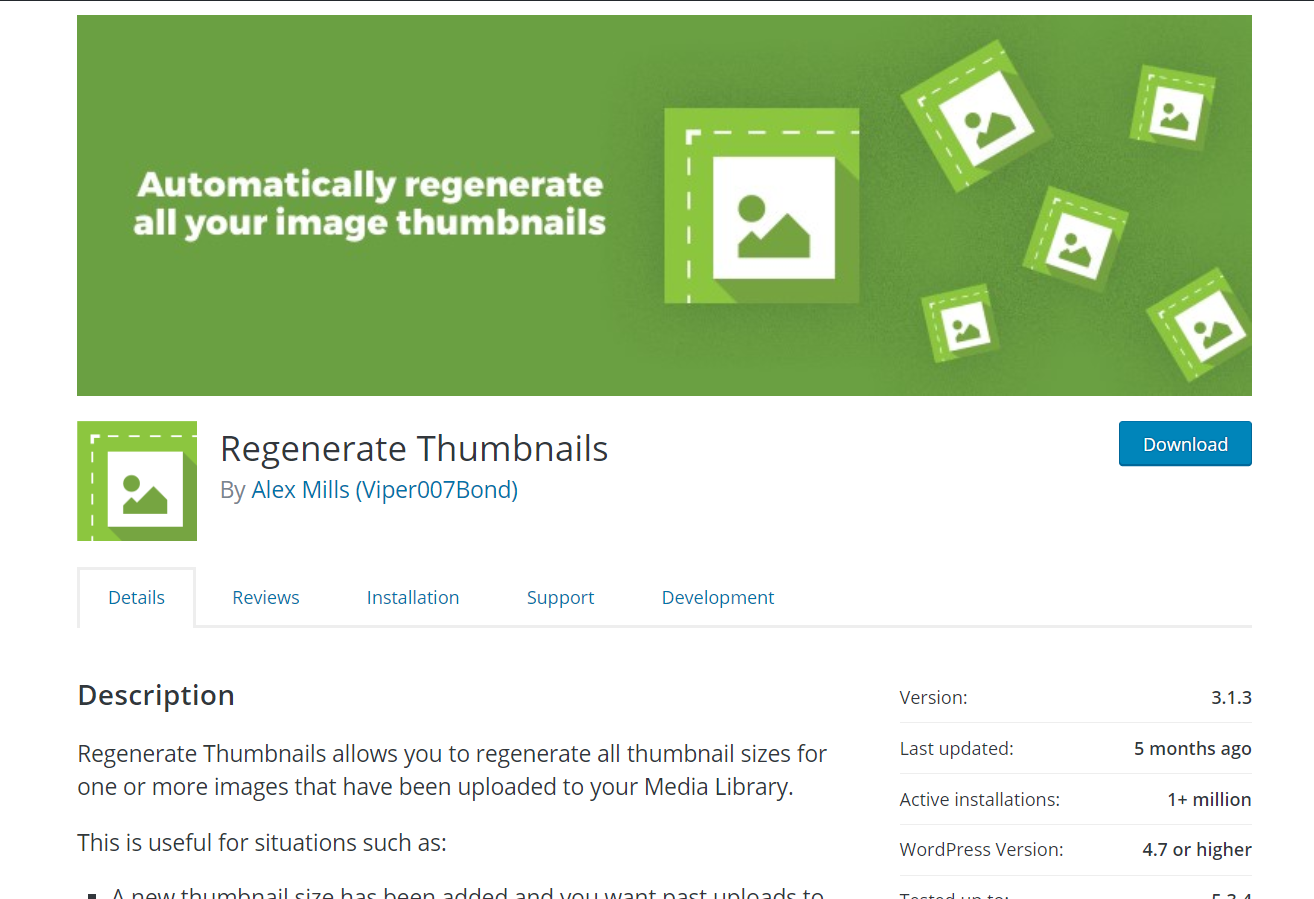 How To Remove Thumbnails in WordPress - Regenerate Thumbnails
