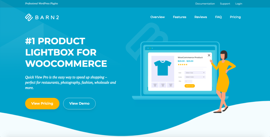 Best WooCommerce Quick View Plugins - Product Quick View Pro