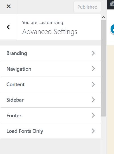 add google fonts to wordpress - Google Fonts advanced settings