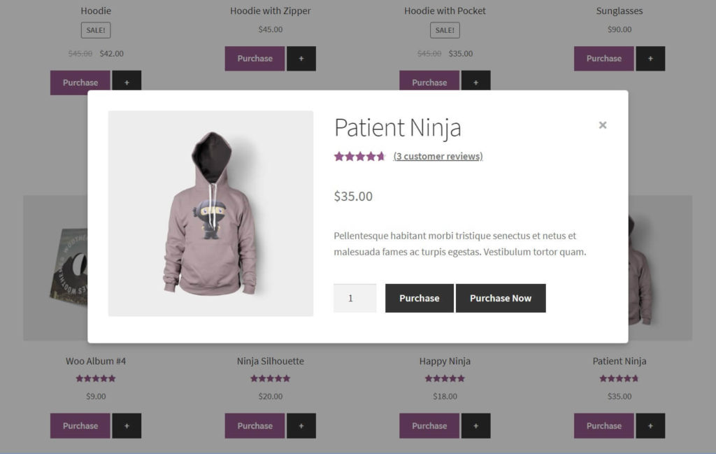Best WooCommerce Quick View Plugins - Direct Checkout
