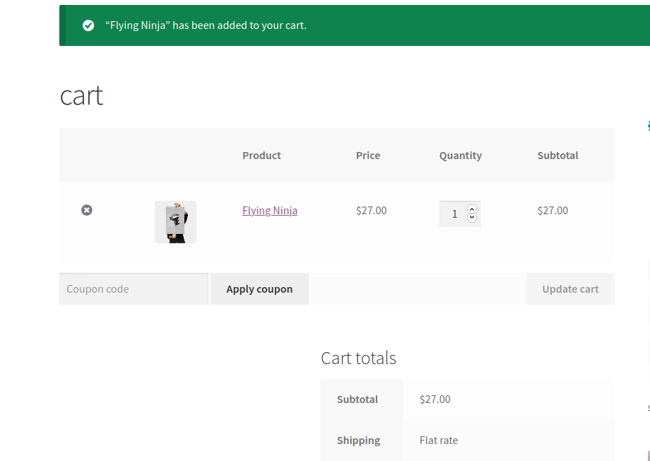 Update product price programmatically in WooCommerce - Extra fee