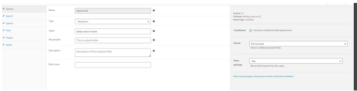 Conditional logic WooCommerce checkout manager plugin