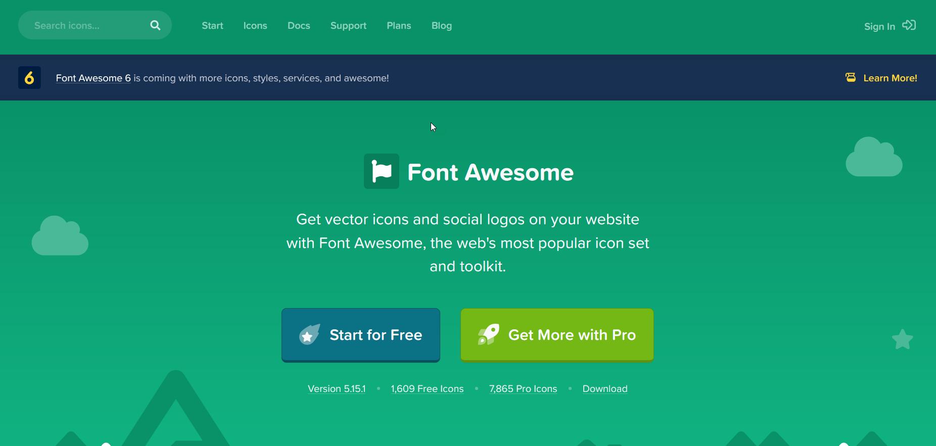 Add Social Media Icons to WordPress Menu - Fontawesome