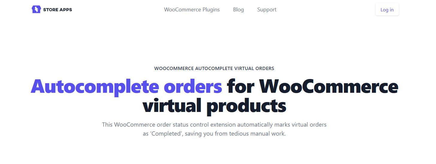 plugins to autocomplete woocommerce orders - autocomplete orders for woocommerce
