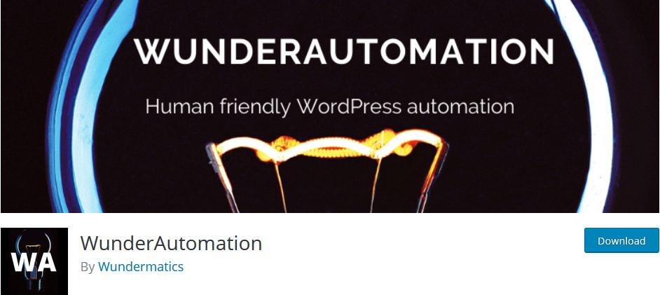 wunderautomation plugin