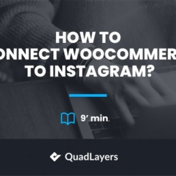 connect woocommerce to instagram - featured image