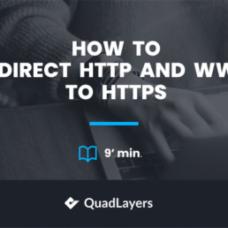 How to redirect HTTP and WWW to HTTPS