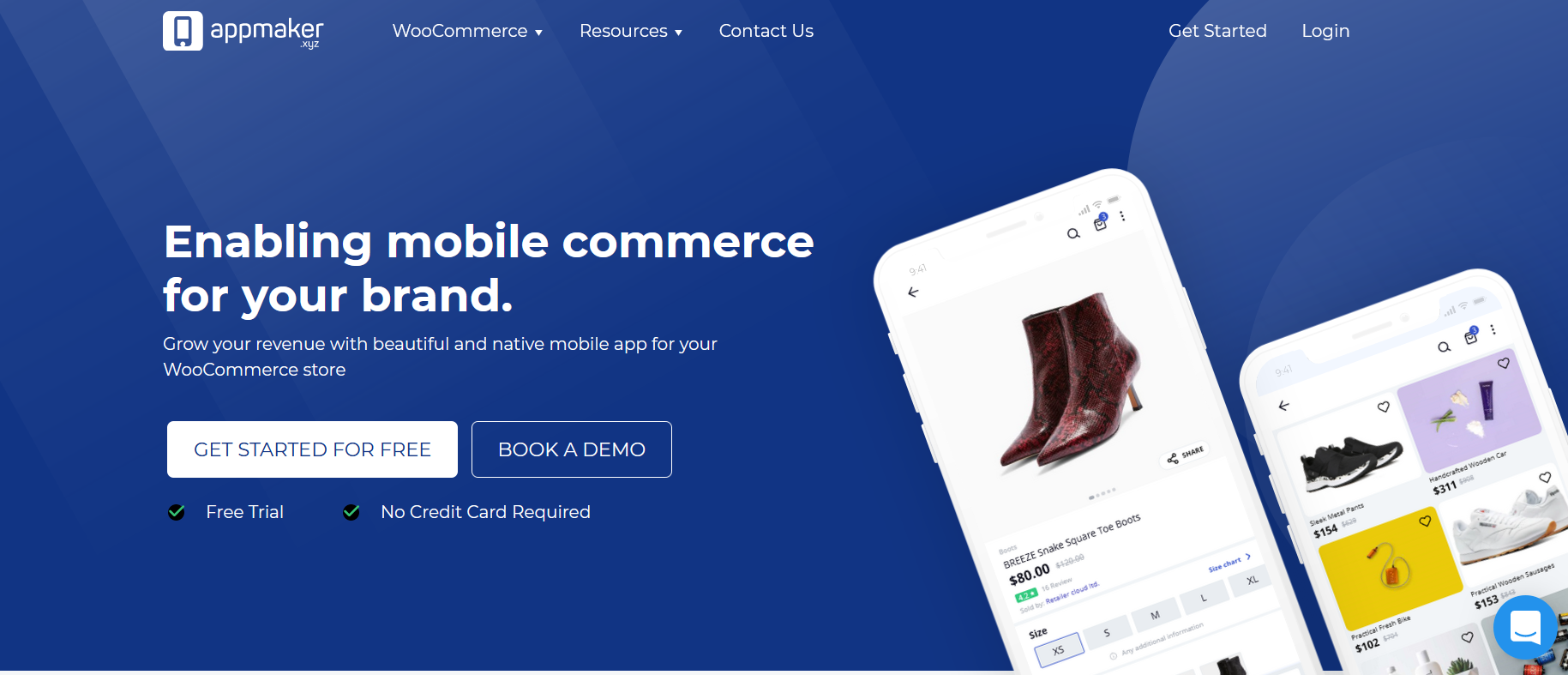 Best WooCommerce App Builders - appmaker