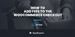 add fees to woocommerce checkout