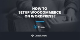 how to set up woocommerce - featured image