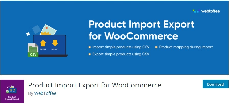 product import export for woocommerce export woocommerce products
