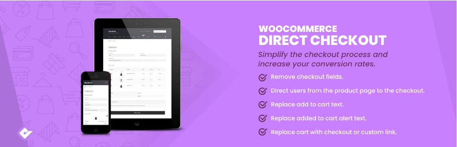 Direct Checkout for WooCommerce Plugin