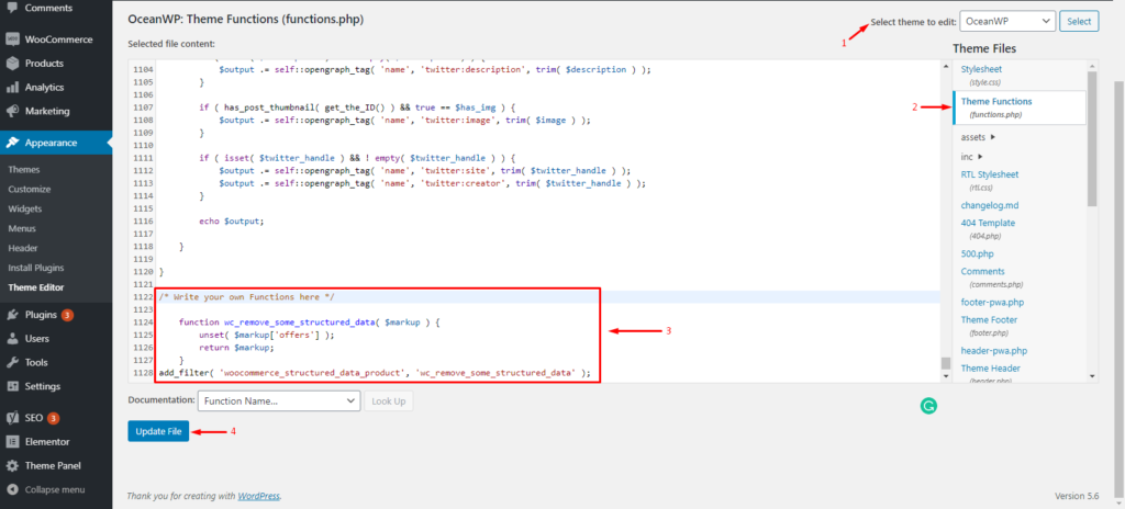 How to Skip the Cart Page in WooCommerce - Edit the Functions File