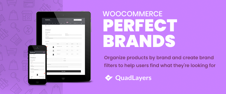 Organize WooCommerce products by brand - Perfect Brands