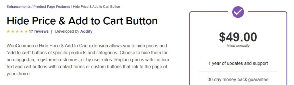 How to Hide Prices in WooCommerce - Hide Price and Add to Cart