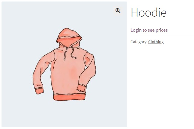 how to hide prices in woocommerce - No price