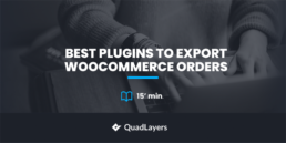 plugins to export woocommerce orders - featured image