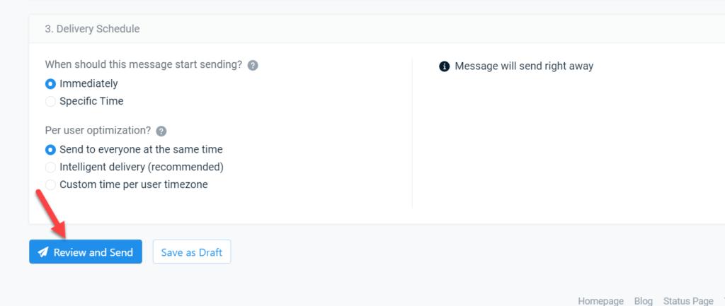 add push notifications to wordpress - send push notifications