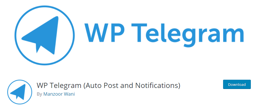 Best Telegram Plugins for WordPress - WP Telegram