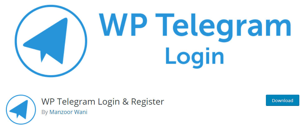 WP Telegram Login & Register