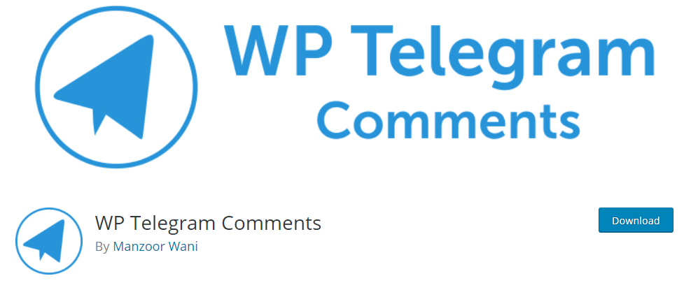 WP Telegram Comments