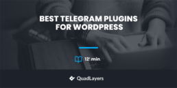 Best Telegram Plugins for WordPress