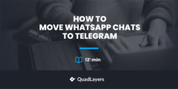 How to Move WhatsApp Chats to Telegram