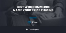 Best WooCommerce Name Your Price Plugins