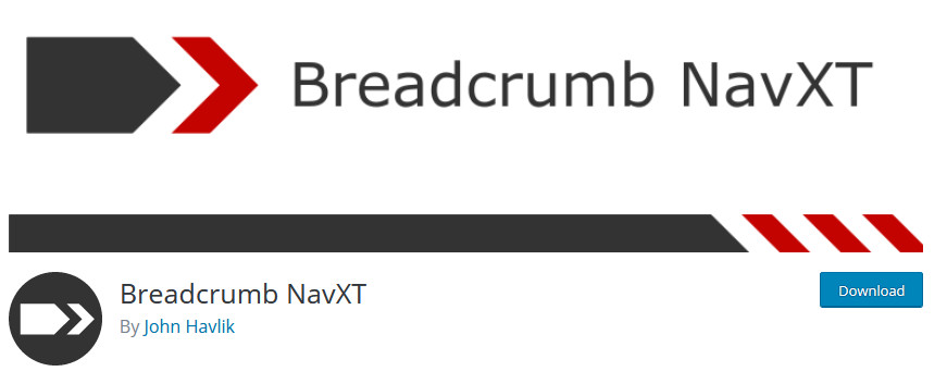 best plugins to add breadcrumbs - breadcrumbsnxt